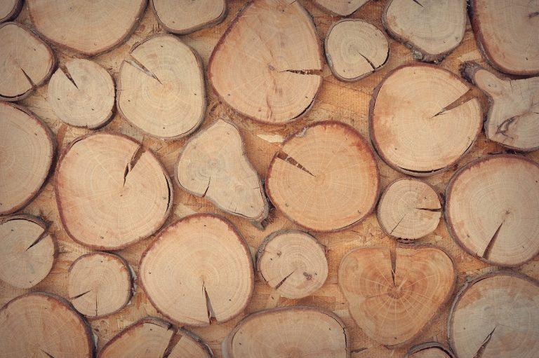 wood, logs, wooden